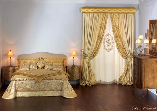 Tende classiche meriflex sciacca - Tende da camera da letto classiche ...